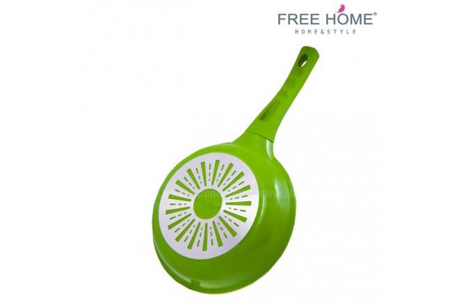 Sartén FREE HOME 24 cm Verde XT-DC6703B