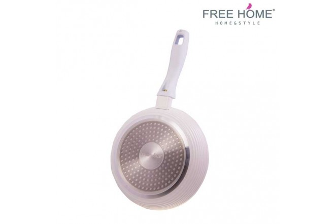 Sartén Inducción -  FREE HOME 20 cm 4.0 Mm - Blanco BFT-SFP