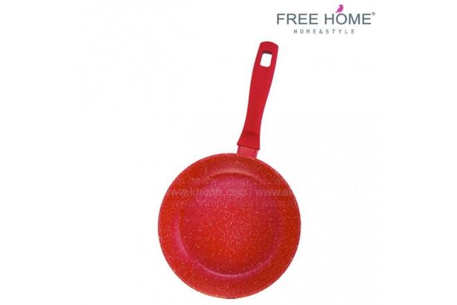 Sartén Inducción - FREE HOME - 22 Cm Rojo BFT-MFP-22