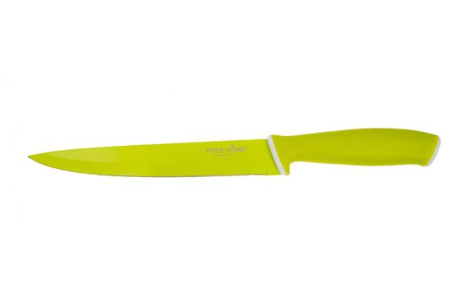 Cuchillo de Cocina para Filetear FREE HOME Des-huesador 20.32 Cms Verde