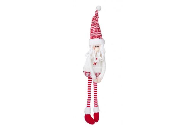 Santa Sweater Blanco 50cm