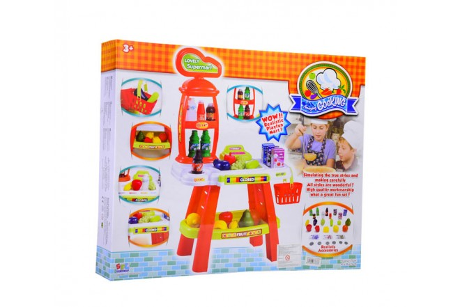 Set de Supermercado Shun Feng Long