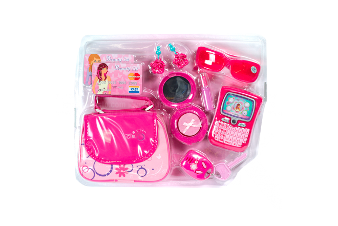 Juguete Set Belleza Girl's Favorites