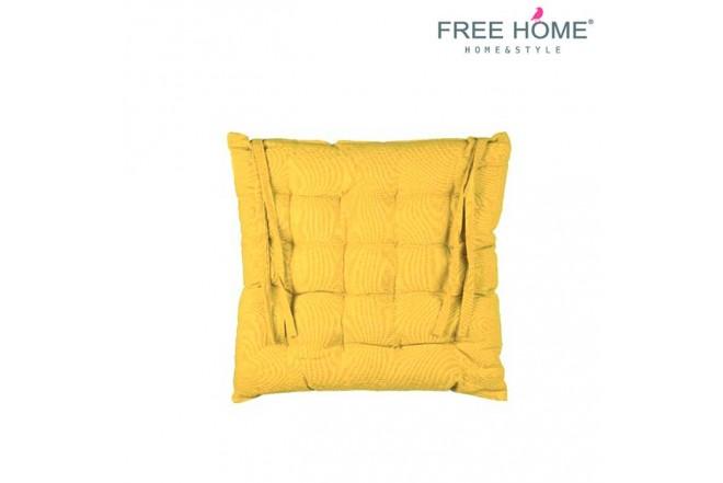 Cojin decorativo FREEHOME Yellow