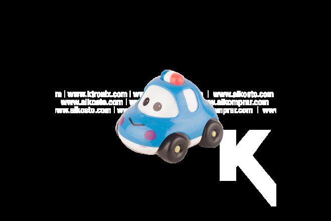 Pista Playset Policia Y Bomberos