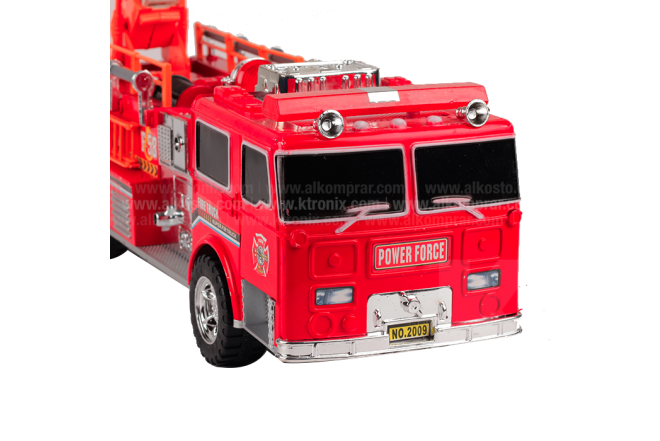Carro Bomberos Fire Truck Play