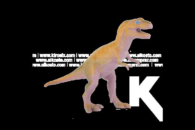 Juguete Balde Prehistoric Animal