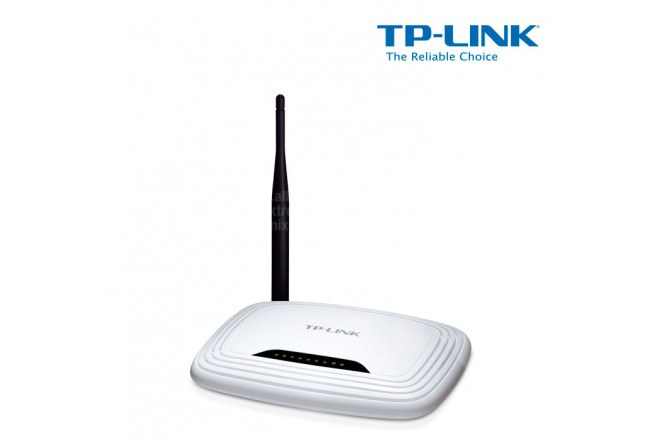 Router TP-LINK WiFi 1 Antena 150Mbp
