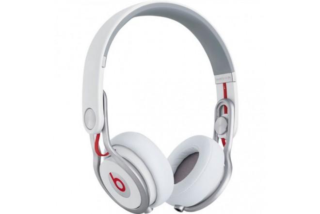 Audífonos Beats Mixr On Ear  Blanco