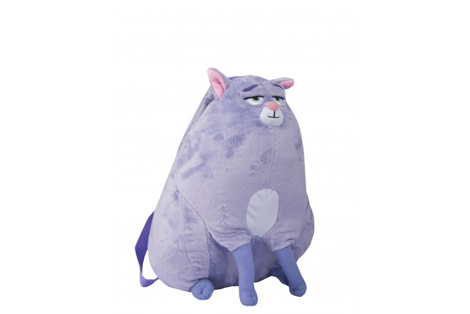 Mochila Cloe Secret Life Of Pets Morado