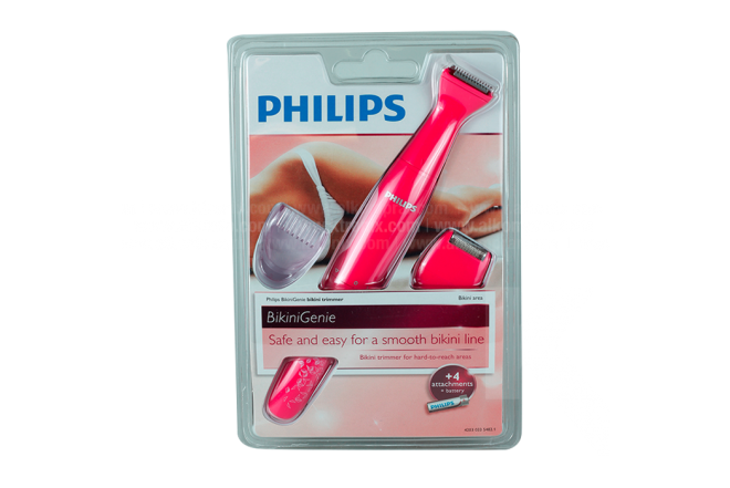Recortador PHILIPS HP6382 BikiniGenie