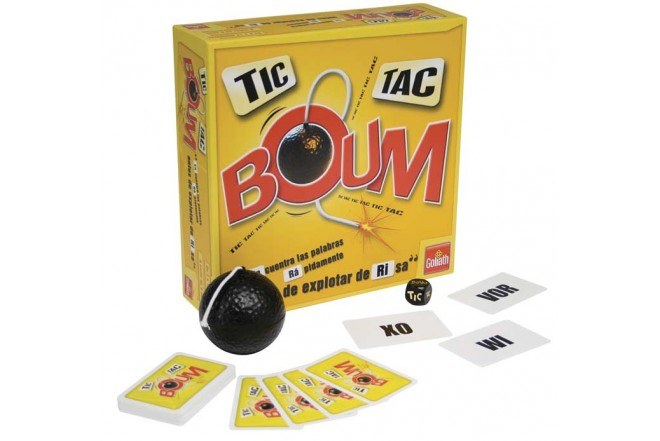 Tic Tac Boum