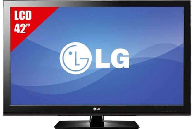 televisor LG LCD CS560
