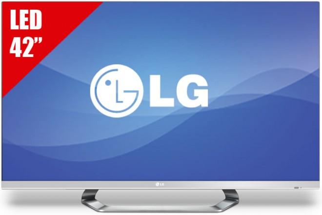"""TV 42"""" LED LG 42LM6700 FHD"""