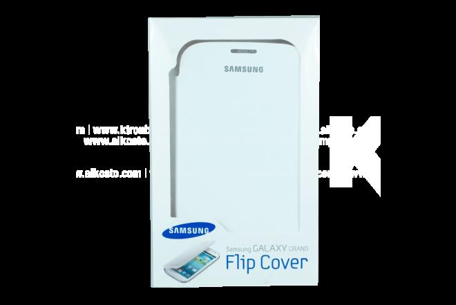 Flip Cover SAMSUNG Galaxy Grand Blanco