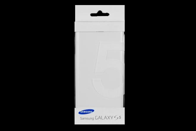 Flip Cover SAMSUNG S5 Blanco