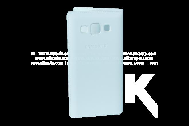 Flip Cover SAMSUNG Galaxy A3 Blanco