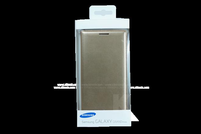 Flip Wallet Galaxy Note 4 SAMSUNG Gold