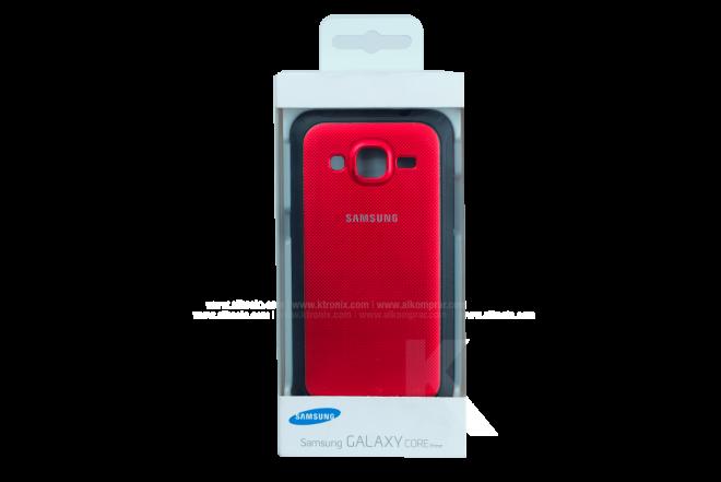 Protección Cover SAMSUNG Galaxy Core Prime Rojo