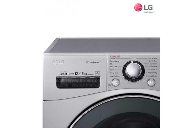 Lavadora/Secadora LG 12Kg WD1245RDS