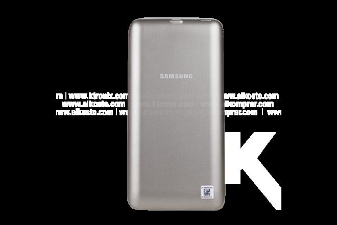 Batería Wireless SAMSUNG Note5 Gold
