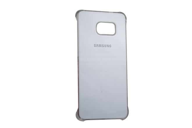 Glossy Cover S6 SAMSUNG edge Plus Silver