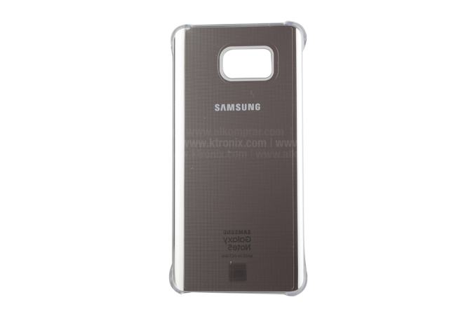 Glossy Cover SAMSUNG Note 5 Gold