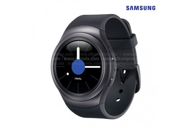Reloj inteligente SAMSUNG Gear S Sport Negro