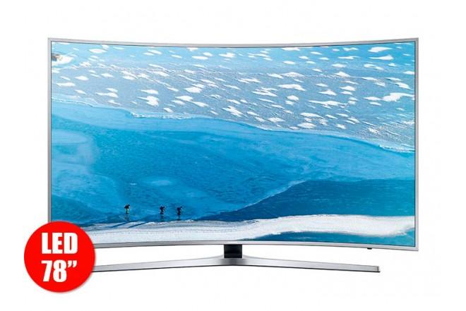 "Tv 78"" 198cm LED SAMSUNG 78KU6500 UHD"