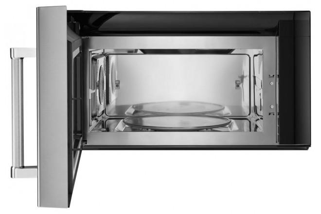 Horno de Empotrar KITCHENAID 76 cm Elect 120V Silver