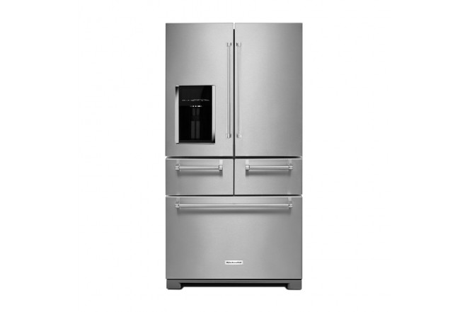 Nevecón KITCHENAID 833Lt KRMF606ESS Silver