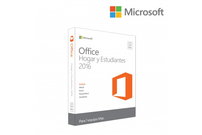 Office MICROSOFT Mac Home & Student 2016