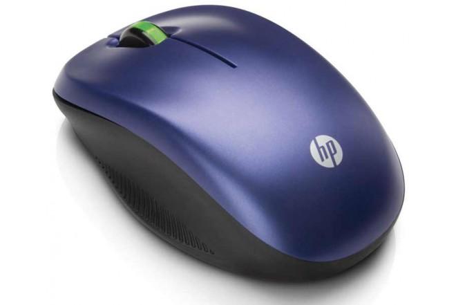 Mouse HP Wireless Azul