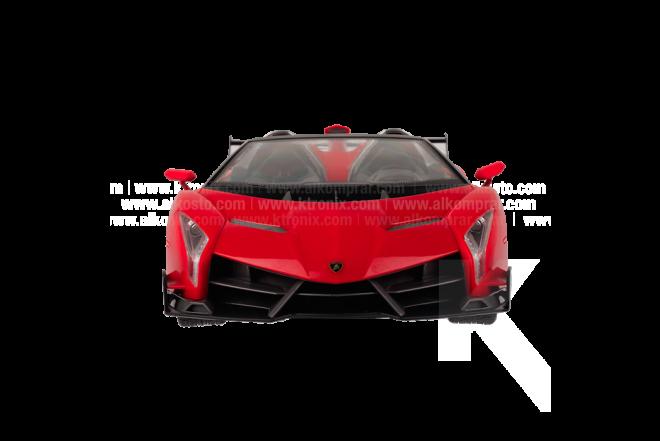 Vehículo R/C Lamborghini Veneno 2.4 GH 1:12 RTR Red