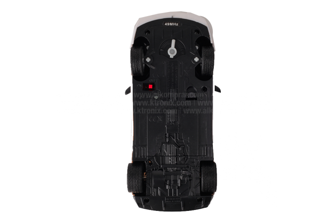 Vehículo R/C Lamborghini Gallardo LP560-4 White 1:26 RTR