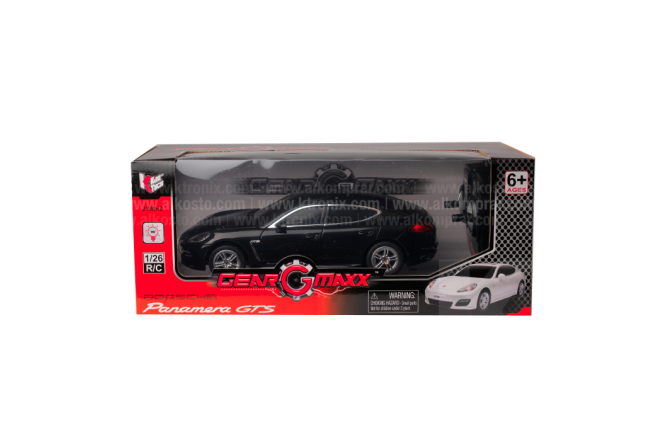 Vehículo R/C  Porsche Panamera GTS 1.26 Black B/O