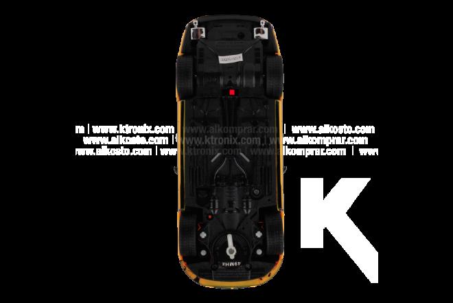 Vehículo R/C Lamborghini Veneno 1:26 LP750  B/O Green
