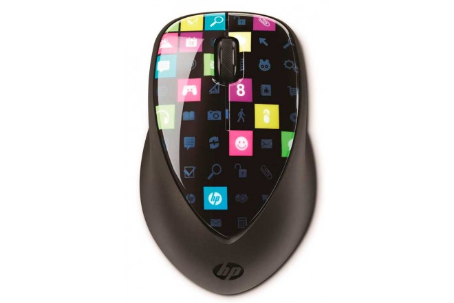 Mouse HP NFC Bluetooth Negro