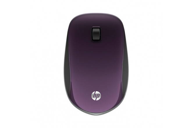 Mouse Inalámbrico HP Z4000 Morado