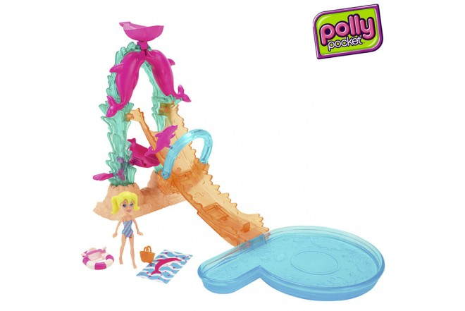 POLLY POCKET Parque Acuatico CFP25