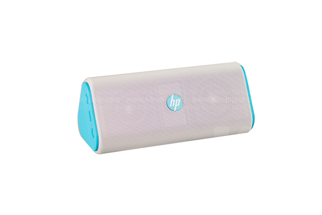 Parlante HP Roar Bluetooth Azul