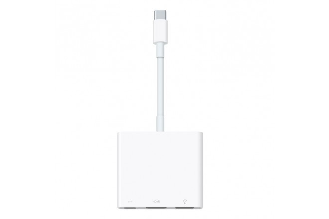 Adaptador APPLE MacBook USBC - HDMI/USB