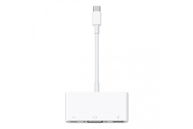 Adaptador MacBook USBC - VGA/USB