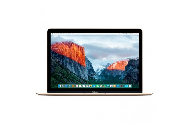 "MacBook 12"" Gold MLHE2EA 256GB"
