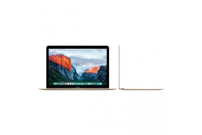 "MacBook 12"" Gold MLHE2EA 256GB"