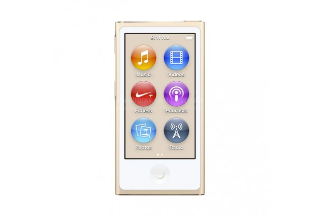 iPod Nano 16GB Gold
