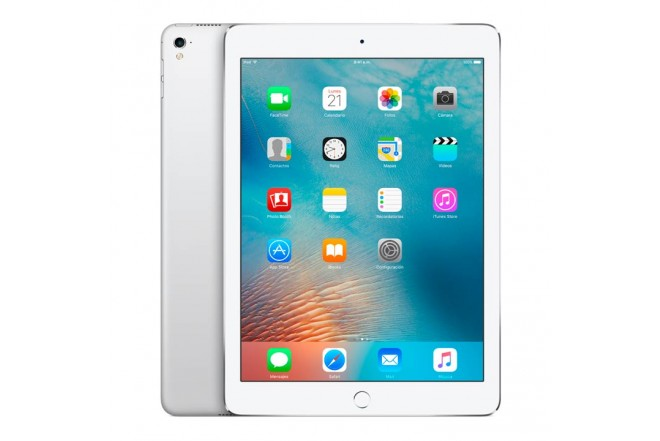 """iPad Pro 9.7"""" WiFi 128GB Silver"""