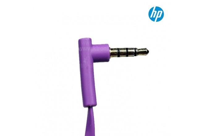 Diadema HP H2800 Blanco Cable violeta 3.5