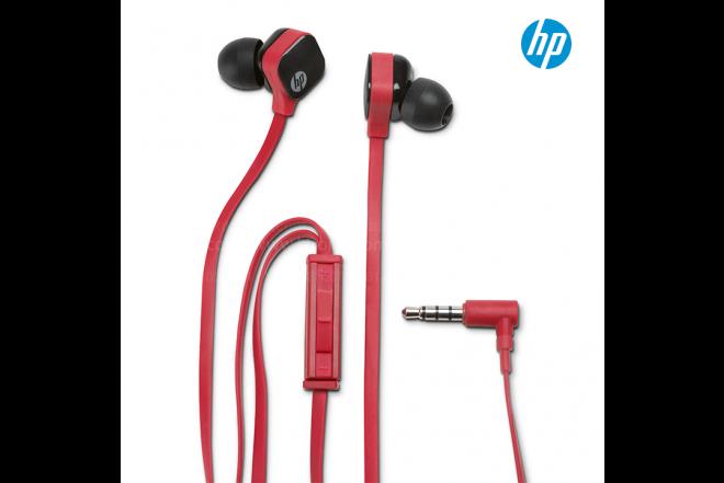 Audífonos HP InEar 3.5 H2310 Rojo