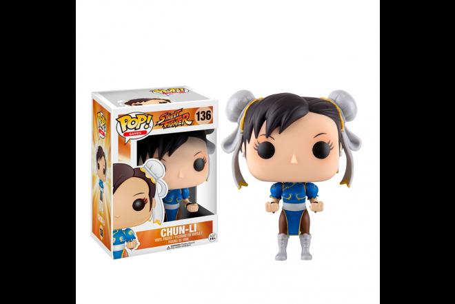 FUNKO POP! Street Fighter Chunli